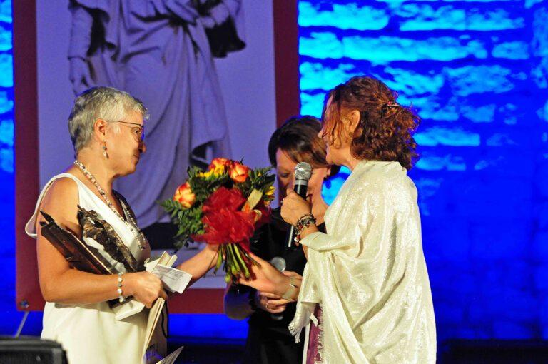 Premio a Silvana Martino ritirato dalla sorella Francesca