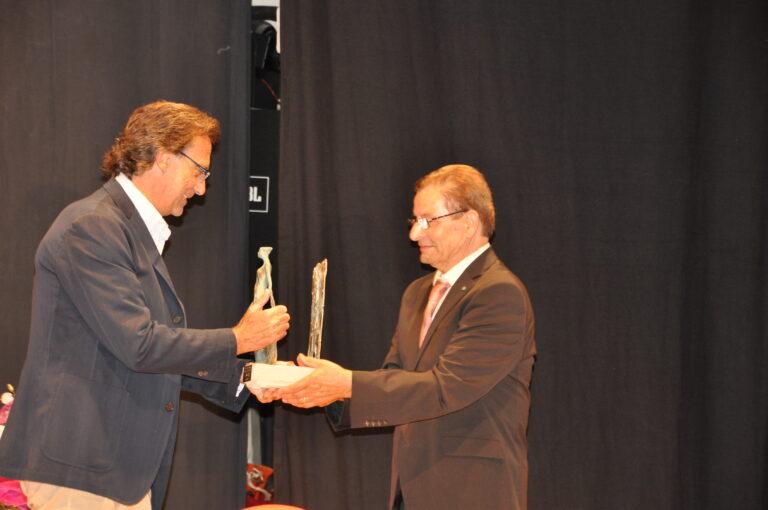 Ulder Ligi premiato dall'assessore Massimo Bardelli
