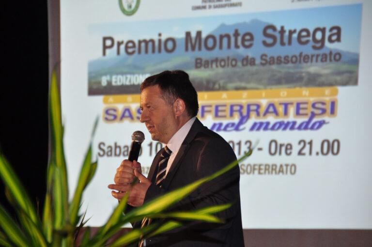 Il saluto del sindaco Ugo Pesciarelli