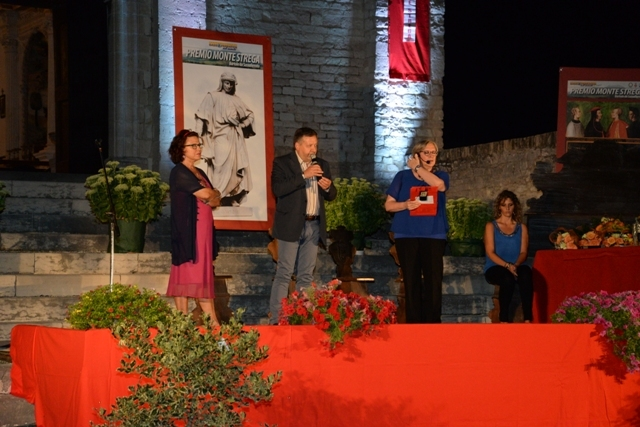 Il benvenuto della presidente Ivana Jachetti e il saluto del sindaco Ugo Pesciarelli