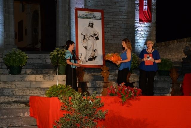 Le conduttrici della serata Cinzia Vitaletti e Mara Beciani