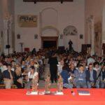 o DSC_8207 - Il pubblico assiste alla premiazione nella Chiesa di San Francesco