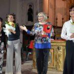 o DSC_8325 - Le conduttrici Cinzia Vitaletti e Mara Beciani con le artiste Giulia Marini e Rosita Tassi